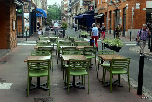 Toulouse : dans la rue fin février !