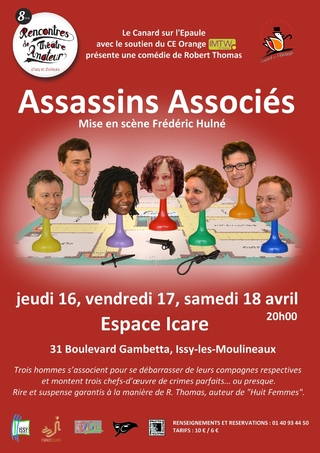 Assassins Associés à Cabourg