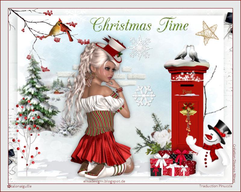 *** 72 - Christmas Time ***