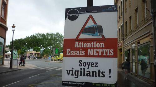 Attention au Mettis !