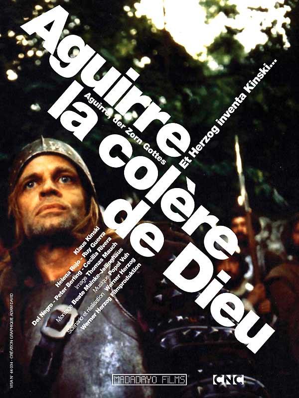 [Critique] Aguirre, la colère de Dieu