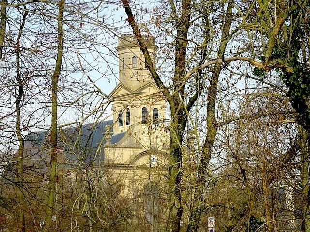 Bords de Moselle hiver 7 Marc de Metz 2012
