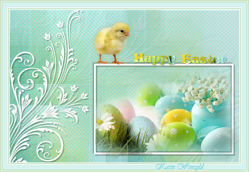 Turquoise Easter