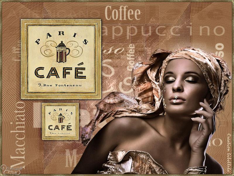*** Couleur café ***