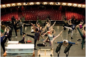 dance ballet backstage lyric opera ballet