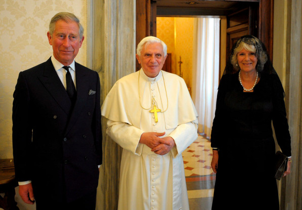 Le pape et nos royautés