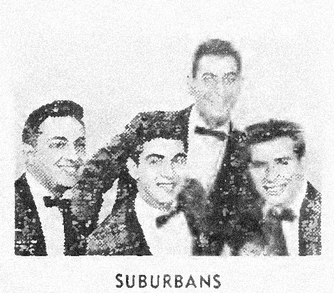 The Suburbans (4) aka The Five Classics (2)