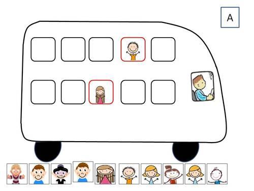 Les compléments à 5; 10 ou 15. Prenons le bus !