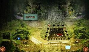 Jouer à Bee forest escape