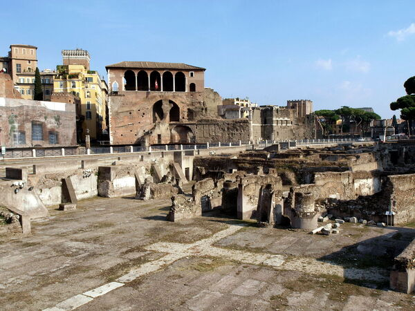 VOYAGE A ROME DU 5 au 10 OCTOBRE 2014: 2ème JOUR
