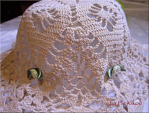 corbeille crochet