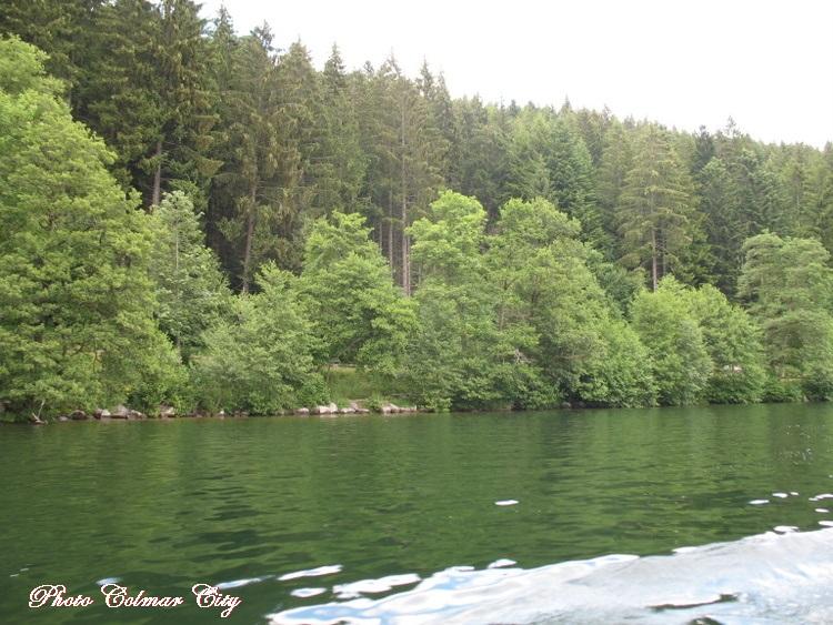 Gérardmer (88) : La vallée des lacs