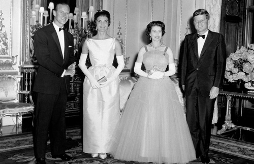 Elizabeth et Philippe