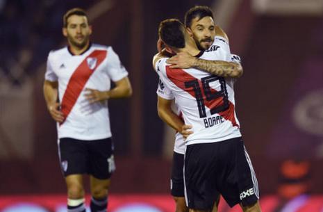 Maillot River Plate 2018 2019 Domicile