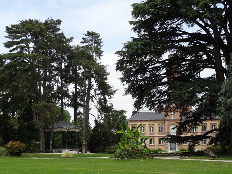 Le Jardin Massey