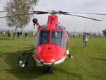Agusta A109K2 REGA HB-XWP,Suisse