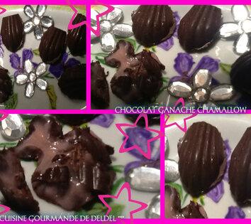 CHOCOLAT GANACHE CHAMALLOW