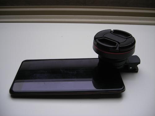 AUKEY kit de lentilles pour téléphone 2-en-1 PL-WD05