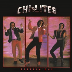 The Chi Lites - Steppin' Out - Complete CD