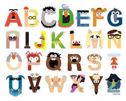 Défi les enfants de l'alphabet