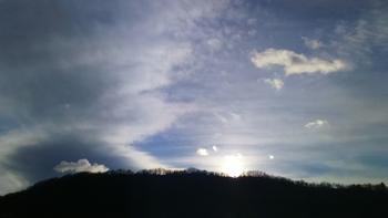 Une ciel d'ennuis...