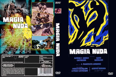 Обнажённая магия / Magia nuda / Mondo Magic. 1975.