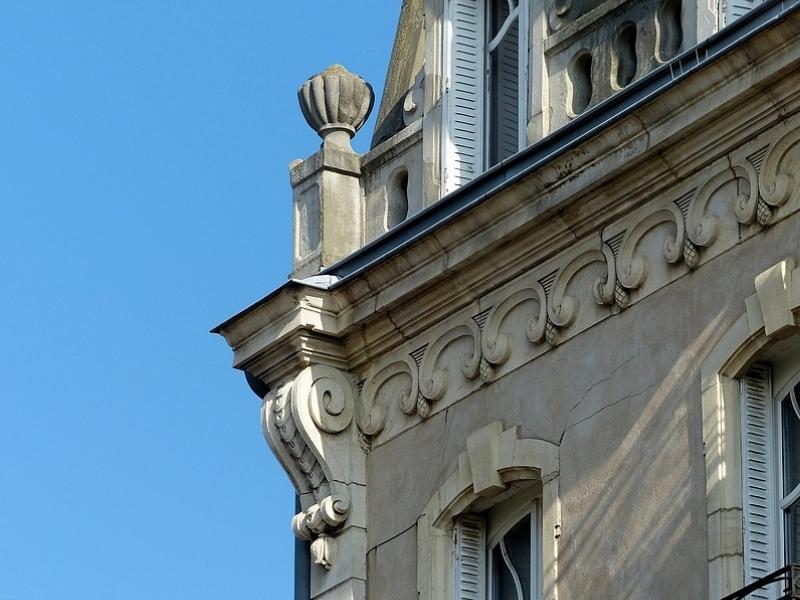 Metz / Le 4 de la rue de la Garde...
