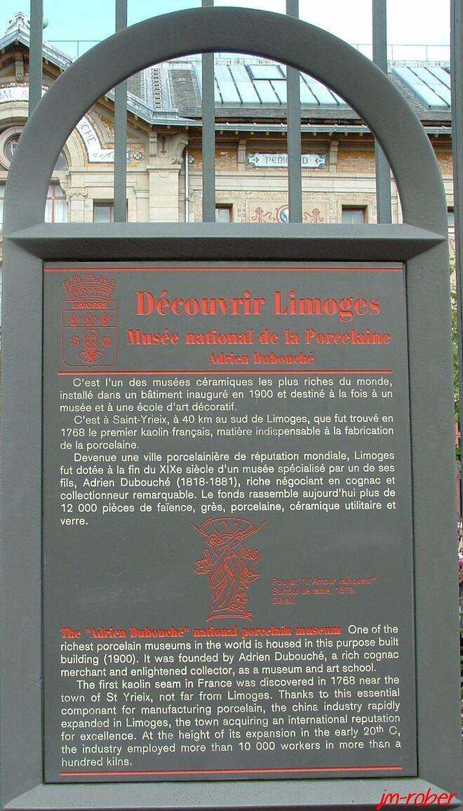 Limoges:  Ses journées patrimoines et visites uniques (3)