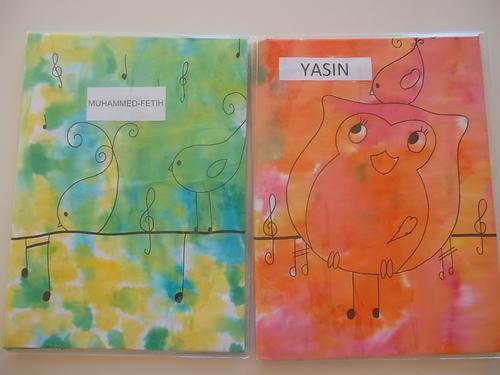 Nos cahiers de cette année
