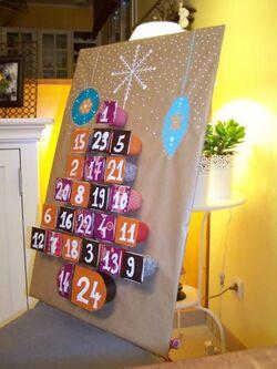 [En attendant Noël ...#1] Calendriers de l'avent...