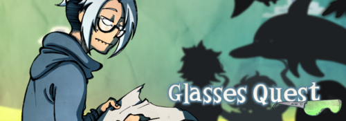 Glasses Quest disponible!