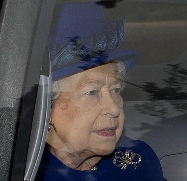 Elizabeth, le retour