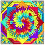 Un nouveau projet en patchwork