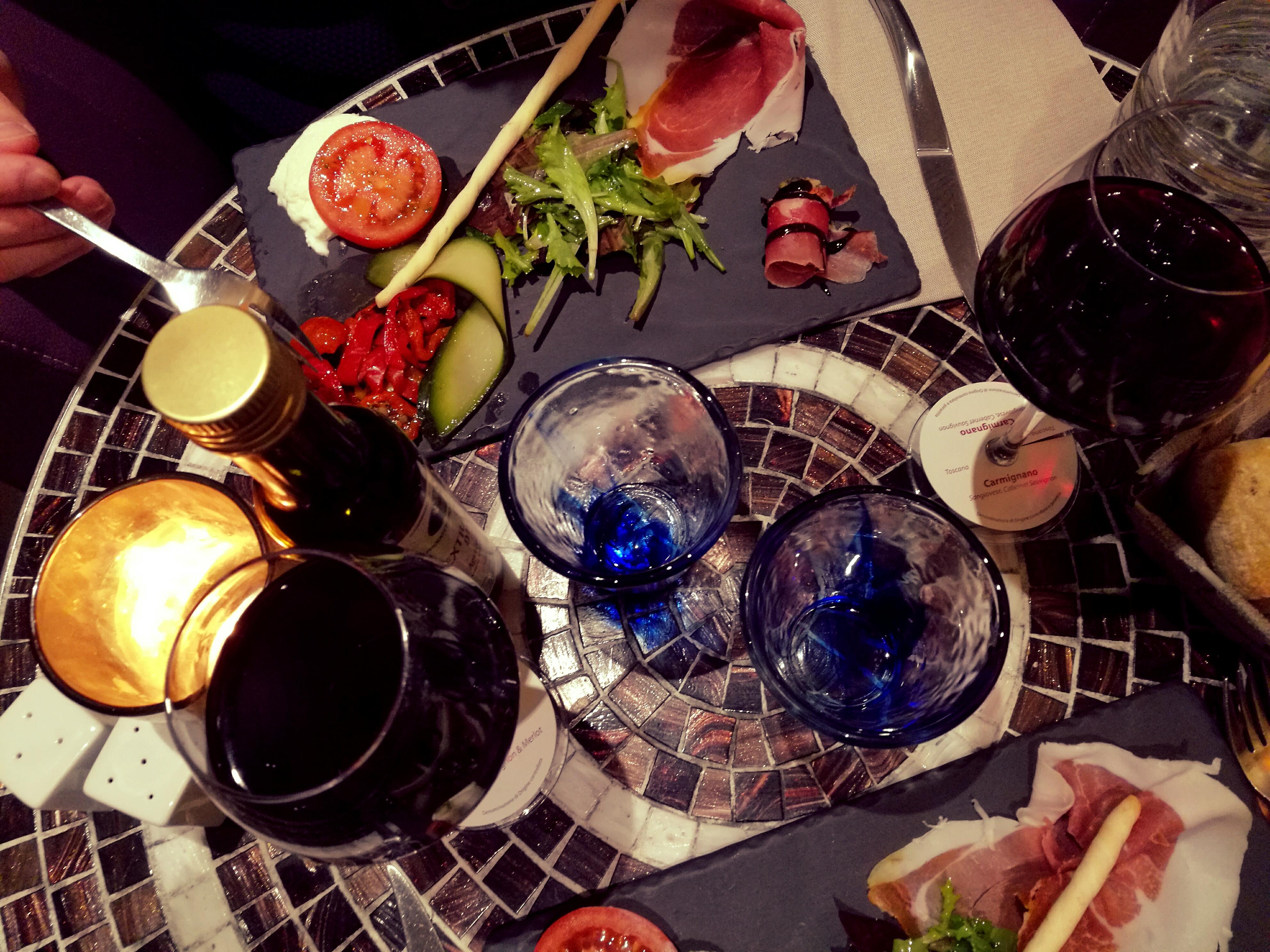 Il ristorante : à la découverte de la cuisine italienne | Bonne Adresse h