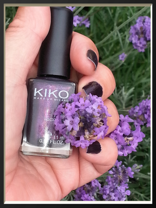 Kiko n°497 Pearly Indian Violet