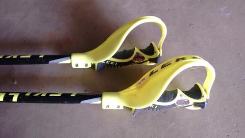 A vendre batons de slalom Leki 125 cm