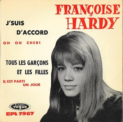 Françoise Hardy - Tous Les Garçons Et Les Filles 01