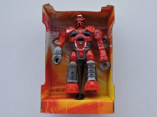 Les petits génies ! - ROBOT rouge