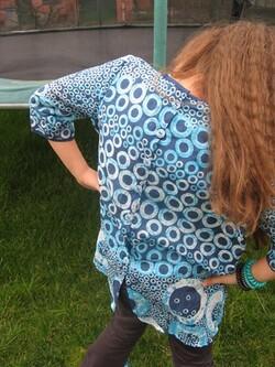 Une blouse qui annonce le printemps