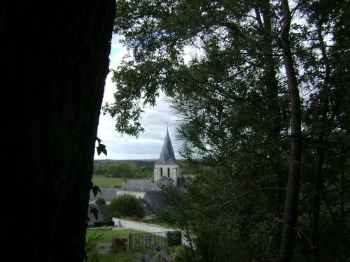 Fontaine-Guérin et l'abbé Giroust....