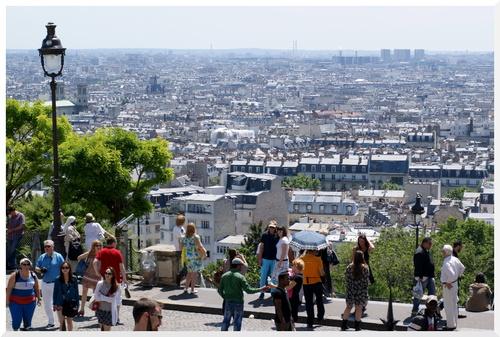 10.Visiter Paris en bus touristique