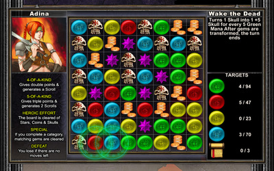 Puzzle Quest : Challenge of the Warlords