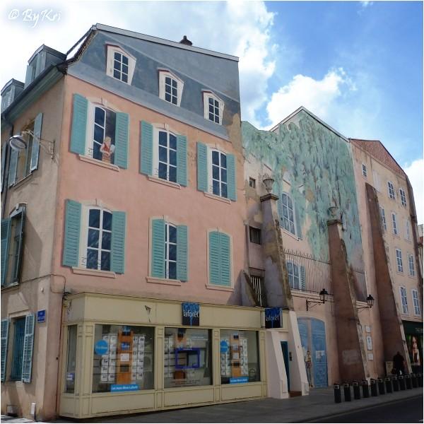 Mur peint à Nancy (54) ...