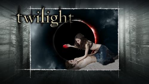 image coquine de twilight...