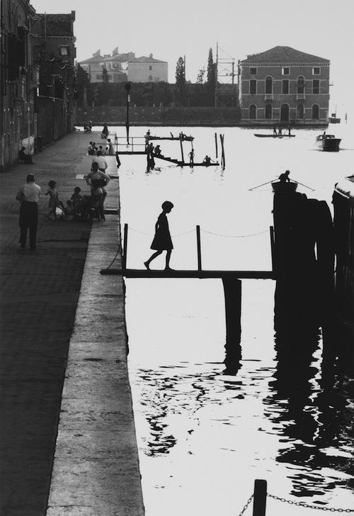La petite fille de Venise.