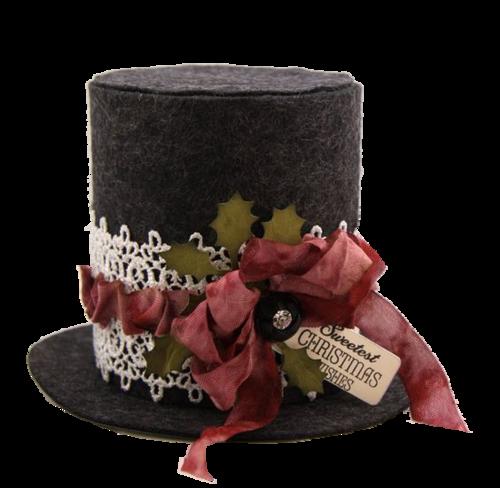 Ornements et chapeaux de fêtes