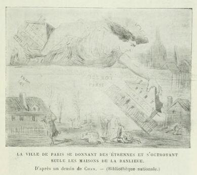 1860 Annexion