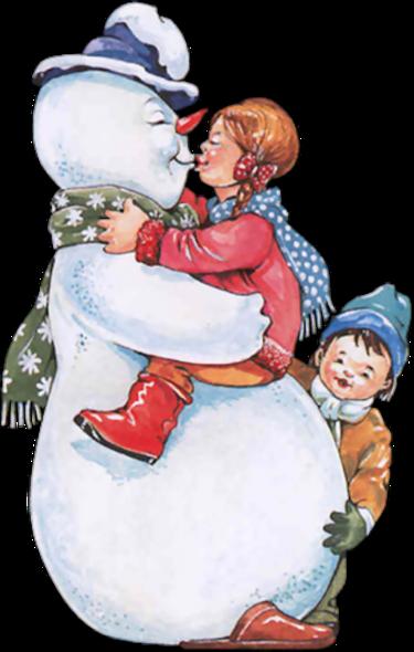 Enfants de Noël Série 6