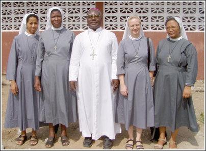 Petites sœurs missionnaires de la charité