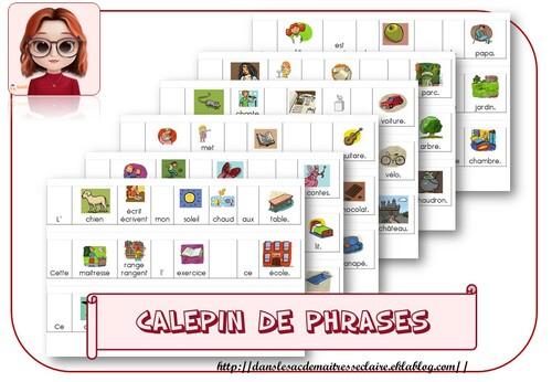 Calepin de ^phrases